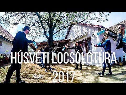 HÚSVÉTI LOCSOLÓTÚRA 2017