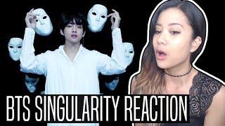 BTS (방탄소년단) 轉 TEAR 'SINGULARITY' REACTION | So rude!