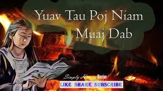 Yuav Tau Poj Niam Muaj Dab | Creepy Ghost Story| 3/18/2019