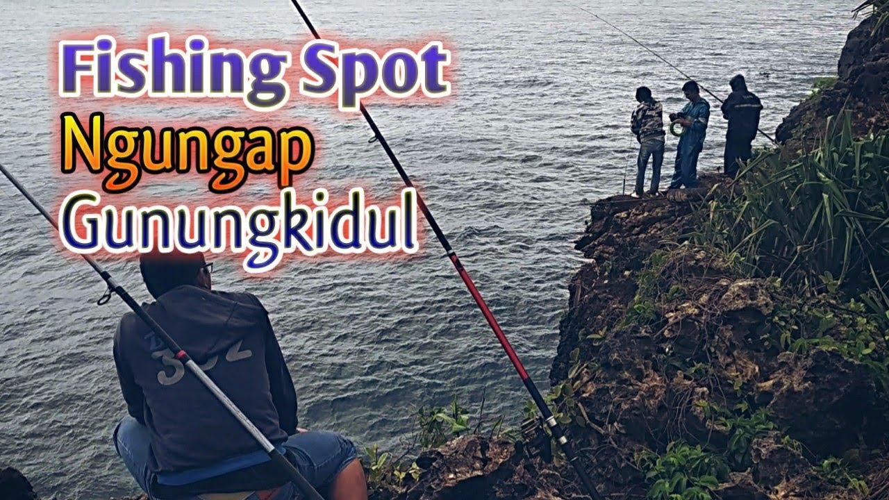 Spot Mancing Di Yogyakarta