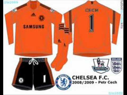 Las Camisetas del Chelsea
