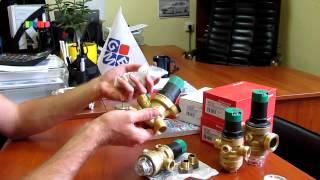 Регуляторы давления Honeywell(Регуляторы (редукторы) давления Honeywell http://gme.in.ua/regulatory - модельный ряд ..., 2015-05-30T17:49:25.000Z)