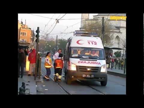 Ambulance Service Istanbul (Compilation)