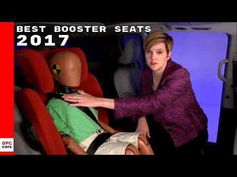 Best 2017 Booster Seats Safety Ratings