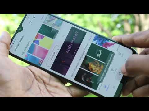 How To Change Wallpaper In Samsung Galaxy A30s