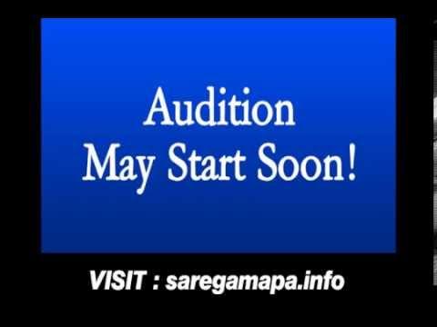 Saregamapa 2016 audition dates, registration, kolkata,mumbai,delhi,indore,form,online