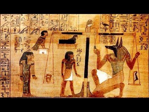 El libro de los muertos de los egipcios - YouTube