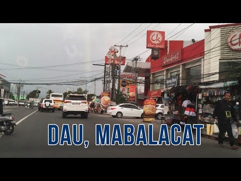 PAMPANGA (Dau, Mabalacat) December 13, 2018