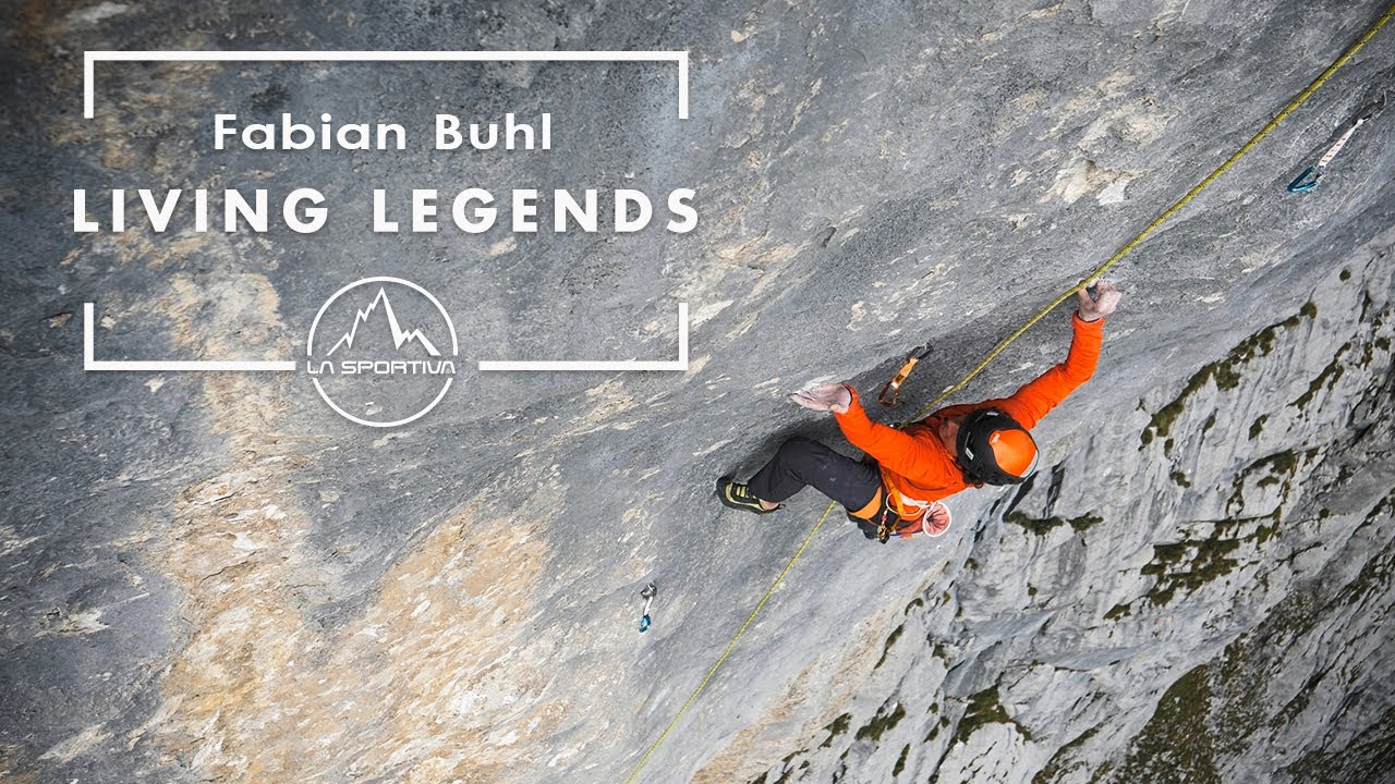 Alone On The Wall: Fabian Buhl's Rope Solo Mission | Living Legends S4 Ep3
