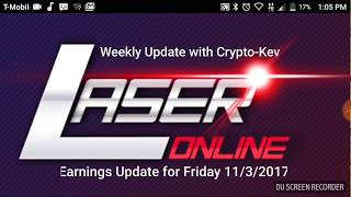 Laser Online Earnings Update and Team Rotator Link Review - How to Earn Over $100 Daily and Growing!