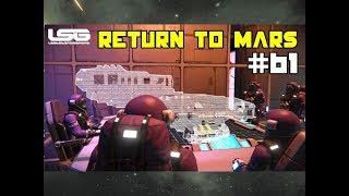 Space Engineers - Colony Wars - Part 61 - Return To Mars Bunker