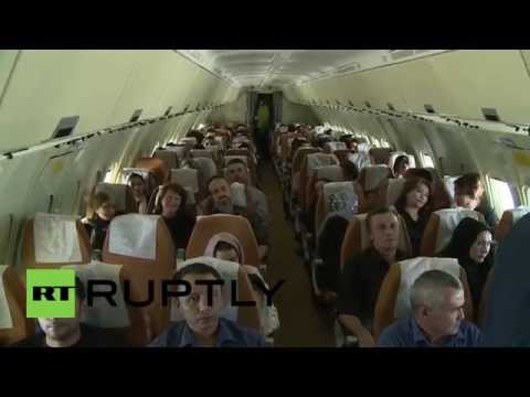 Yemen: Russian plane rescues US citizens
