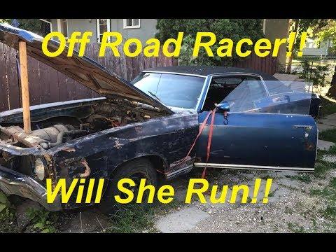 1972 Monte Carlo Off Road Racer / Mad Max Car - Will She Run!!!