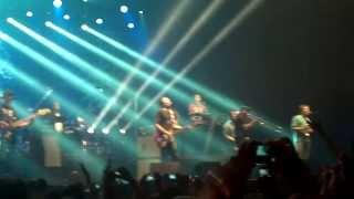 No te va gustar - Tan lejos (En vivo en Rosario 28/04/2013)