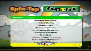 Eolo Funtrix Spin Top - Tricks