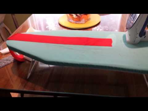 How to Make a Cheer Bow using iron-on vinyl