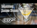 El Martini de James Bond o Vesper Martini