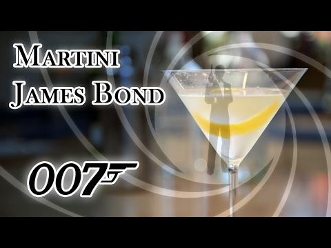 Edición Una efectiva Haiku  El Martini de James Bond o Vesper Martini - YouTube