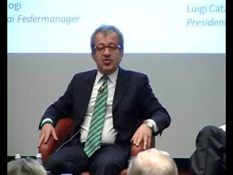 Elezioni Region ali 2013 - Roberto Maroni incontro Dirigenti e Manager