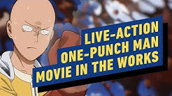 Live-Action One-Punch Man Movie in Development