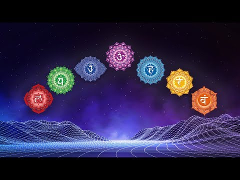 ALL 7 CHAKRAS HEALING MUSIC || Full Body Aura Cleanse & Boost Positive Energy | Meditation Music