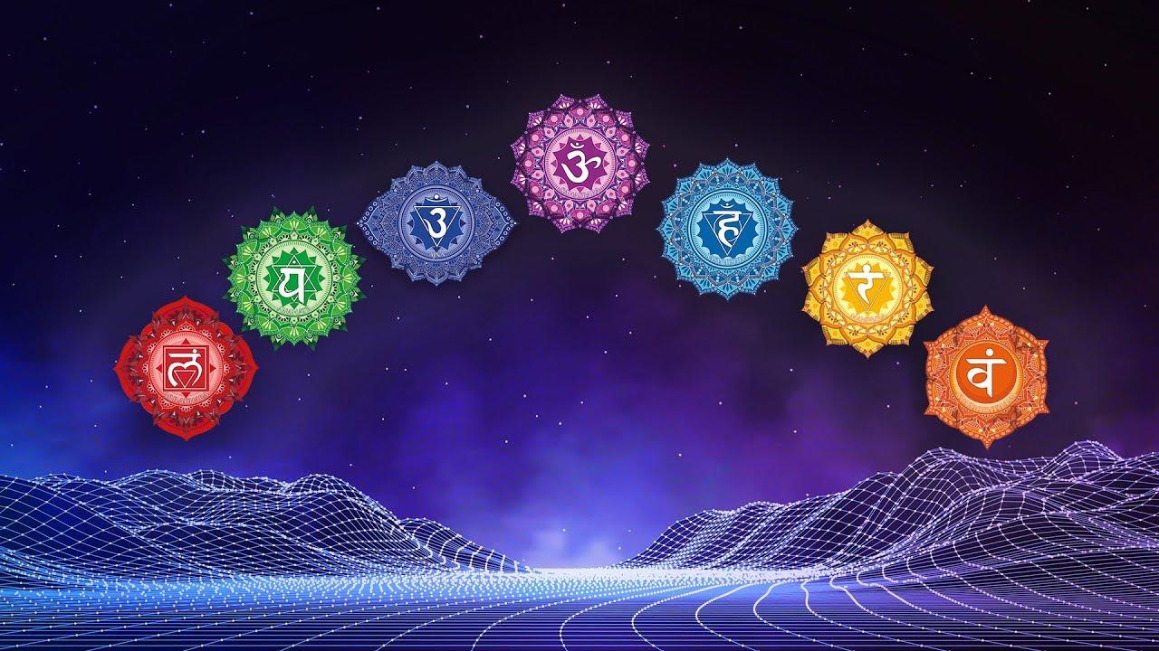 All 7 Chakras Healing Music Full Body Aura Cleanse