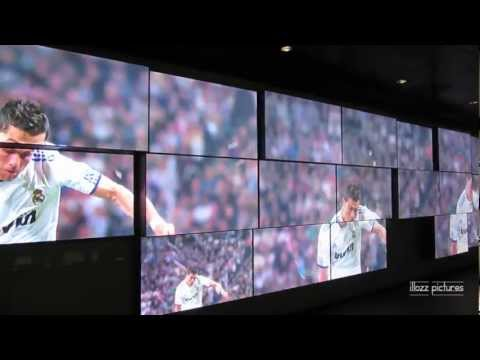Estadio Santiago Bernabeu (Real Madrid Stadium)
