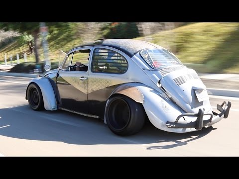 """RAT BUG"" 1968 VW Beetle Review"
