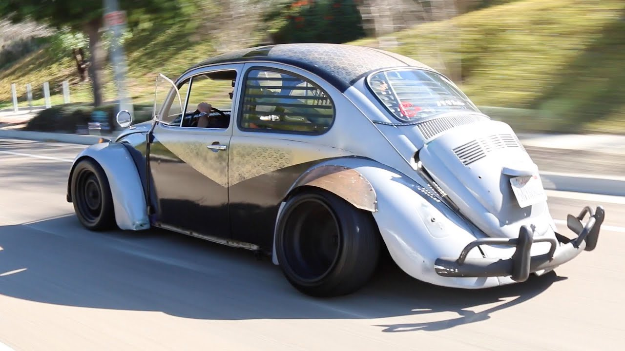 Quot Rat Bug Quot 1968 Vw Beetle Review Youtube