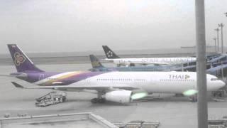 Repeat youtube video 2011/12/14 タイ国際航空 645便 / Thai Airways International 645