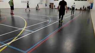 Rugby Rovers FC vs AFFFC. Match Footage Part 2.
