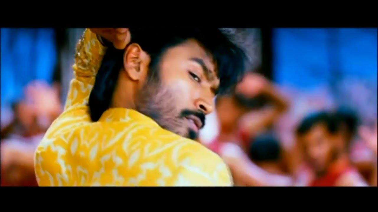 dhanush 33rd birthday song - youtube