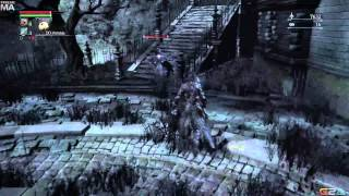 [Bloodborne] Cry Streams: Sickly Bloodborne Second Time Grime Time [4/7/15] [Full Stream]