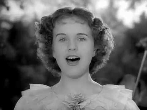 Judy Garland & Deanna Durbin - Americana (Every Sunday, 1936)