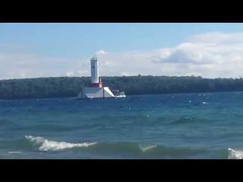Straits of Mackinac Westerlies