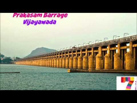 Krishna District Famous Tourist Places | Viayawada | Andhra Pradesh|India | 7 Rainbows