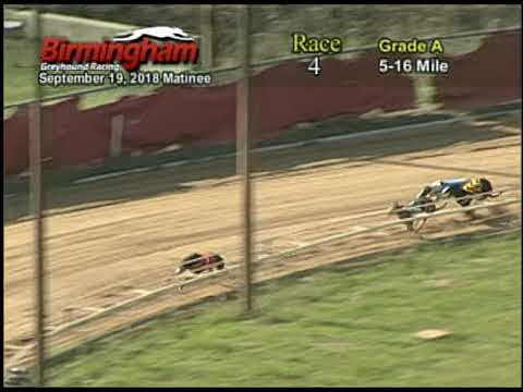 09/19/18 Afternoon Race #4