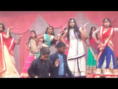 Dance of dPS school