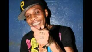 Vybz Kartel ft. Gaza Indu - Turn It Front Way (Shout)/ overproof riddim