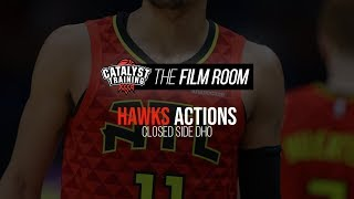 Closed Side DHO || Hawks Actions