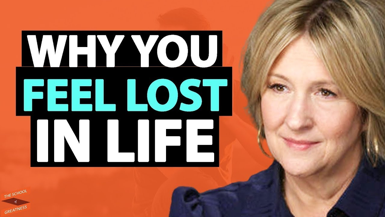 5 REASONS You Feel Lost In Life & How To FIND YOURSELF! | Brene Brown & Lewis Howes