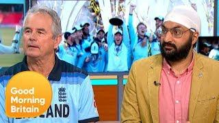 Cricketing Legends React to England