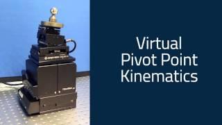 Virtual Pivot Point Kinematics