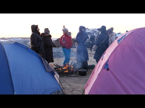 Противники МСЗ развернули палаточный лагерь под Казанью