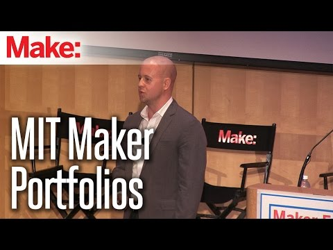 Makers @ MIT: Admitting & Empowering Technically Creative Students - Chris Peterson