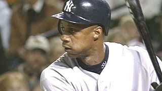 Strawberry's 2 HRs in Game 4 of the '96 ALCS