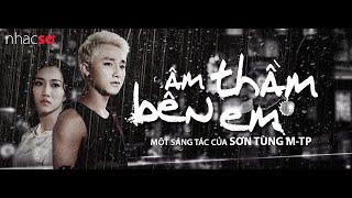 [Karaoke-Lyrics] Âm Thầm Bên Em   Sơn Tùng M-TP