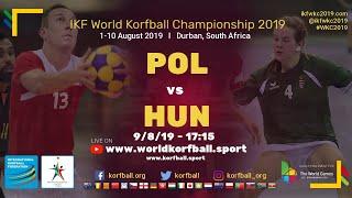 IKF WKC 2019 POL-HUN