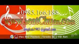 [Beat] Chuyện Tình Thảo Nguyên - Trần Thu Hà (Phối Chuẩn)