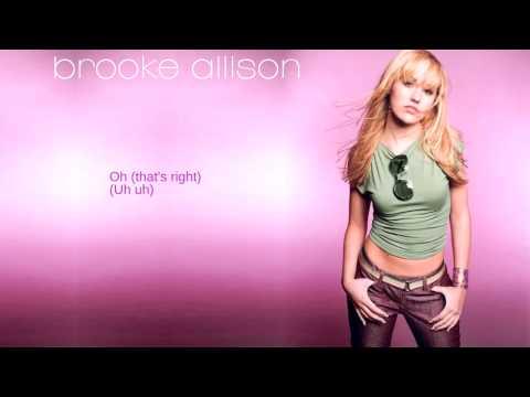 Brooke Allison: 06. Rollercoaster (Lyrics)